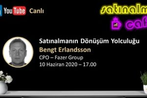 Satınalma Cafe Bengt Erlandsson s
